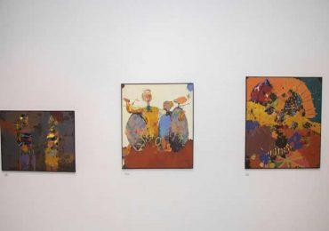 Art: Une exposition de trois artistes burkinabè