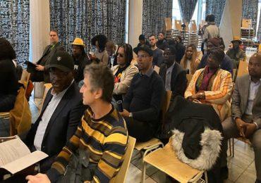 Conférence de presse des 20 ans des Kundé à Paris
