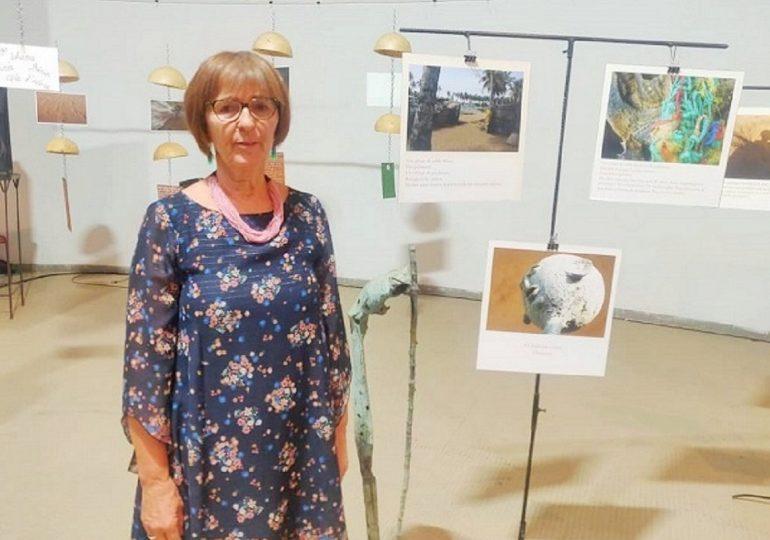Vernissage : Marie-Clothilde BASTIDE expose à l'IF de Ouagadougou