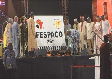 Fespaco 2019 : le clap d'ouverture a été donné
