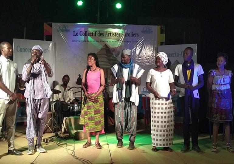 Musique : Un Concerto-conté, pour les jeunes de Dassosgho