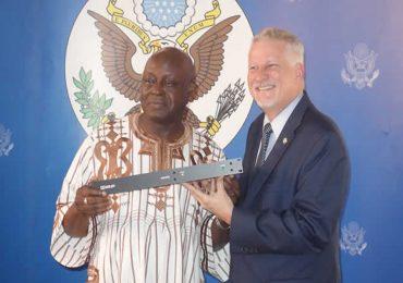 FESPACO 2019 : L'Ambassade des USA fait un don de 38 168 EUROS