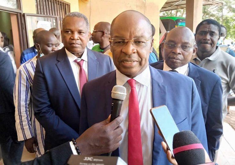 Sport: Lazare Banssé a la tête de la Fédération burkinabè de football