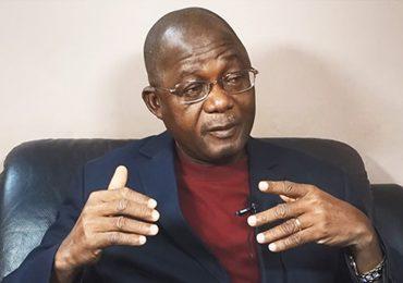 El HAdj  Harouna OUELOGO, Géomètre-expert et Maire de Tenkodogo