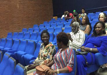 Maïmouna N'Diaye de retour de Cannes