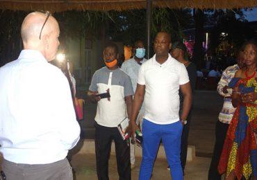 Institut Français de Ouagadougou : Dez Altino en levée de rideaux