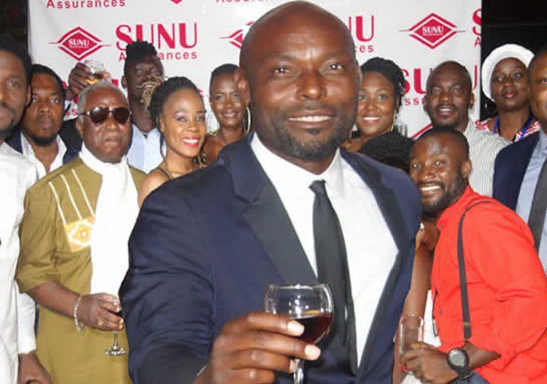 """Jimmy Jean Louis, Acteur-producteur : """"Le cinéma Africain, c'est le futur."""""""
