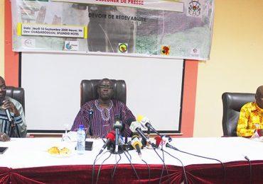 Ministère de la culture : Devoir de redevabilité du Ministre Abdoul Karim SANGO