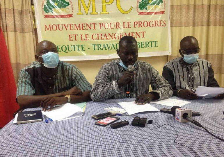 Politique : Le MPC quitte le navire de l'APMP
