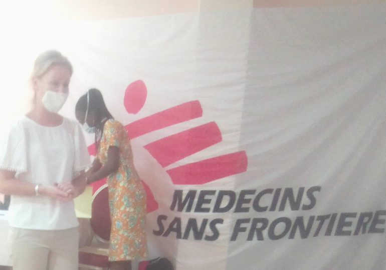 Action humanitaire: le MSF compte renforcer ses interventions au Burkina