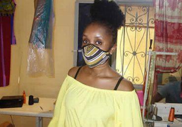 Covid-19 : Oum'C s'investit dans la fabrication des masques en tissu DAN FANI