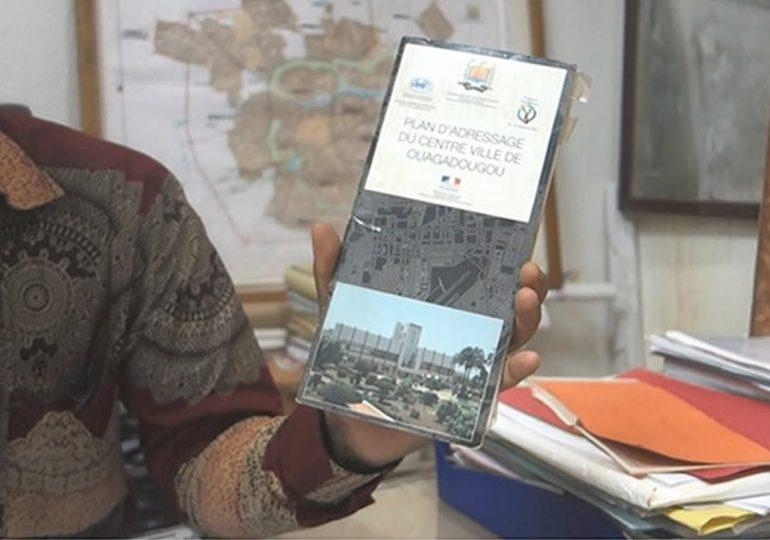 L'adressage au Burkina: 5.678 rues réalisées entre 1985 et 2008 à Ouagadougou