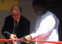 """Inauguration de la """"Ruche""""ou la Maison des jeunes talents"""