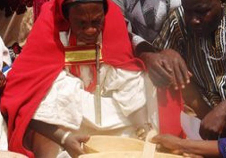 Royaume du Gulmu : Sa Majesté Untaamba élu 32ème Roi