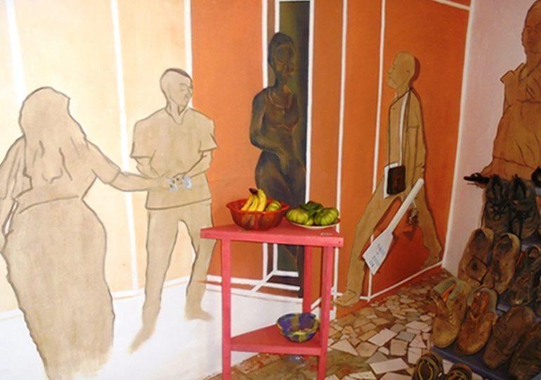 Exposition de Sylvo ZOUNGRANA à l'Institut Français