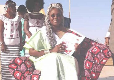 Culture: Apolline Traoré, désignée ambassadrice du musée national du Burkina