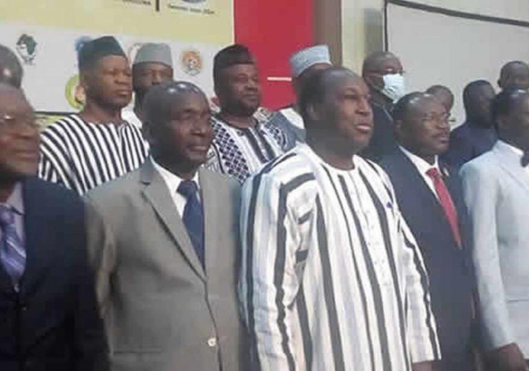 Élections de 2020 : l'opposition burkinabè signe un accord politique