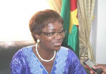 Béatrice DAMIBA, Présidente du Conseil Supérieur de la Communication