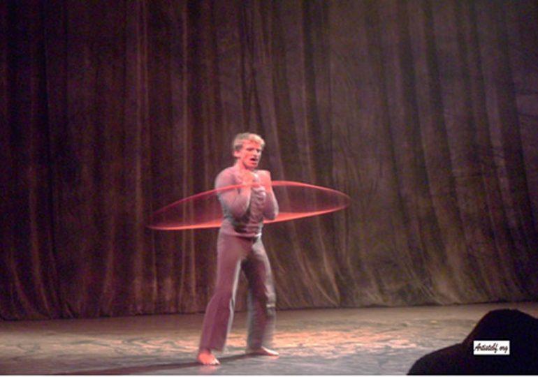 Le Mozart du jonglage à l' Institut Français