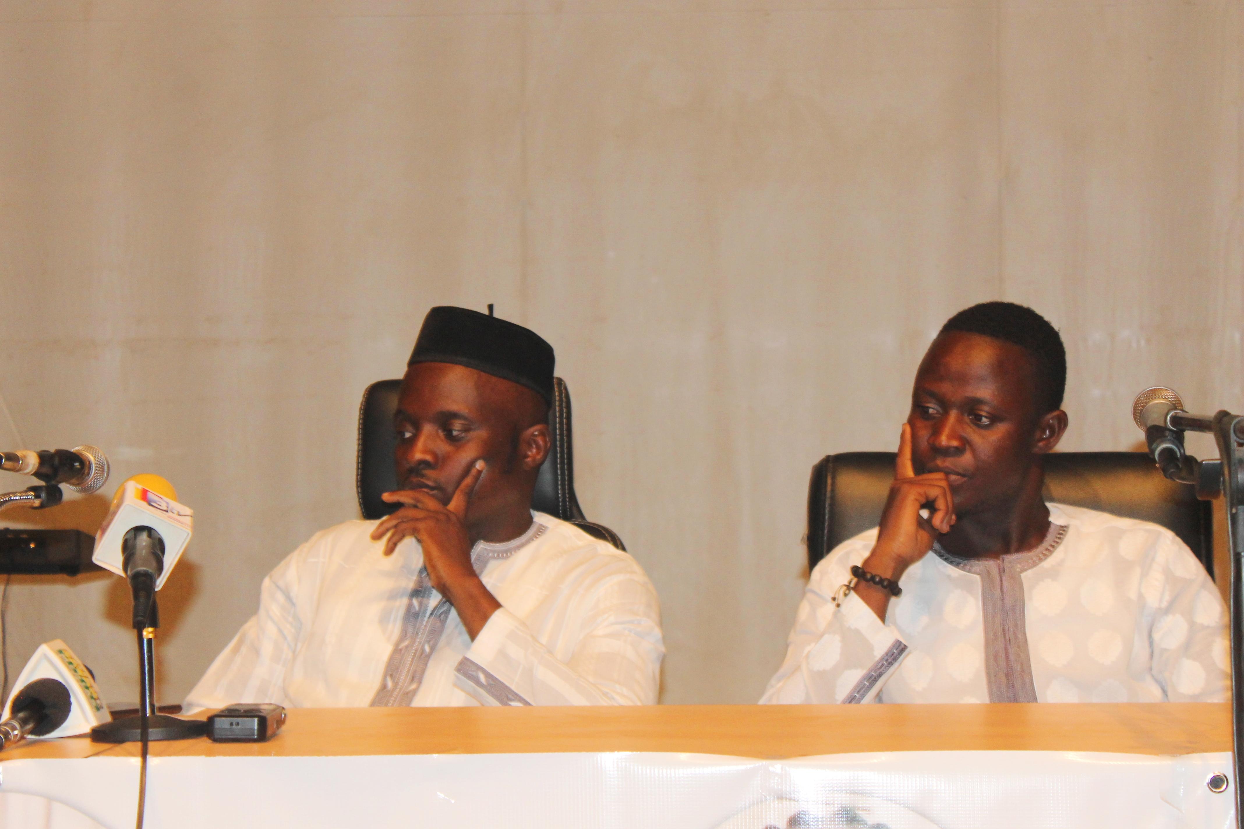"""Musique : """" Combat pour la vie"""" du Dr Abdallah Ouédraogo et Thomy"""