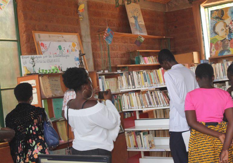 ICCV/Nazemse : Rentrée de la bibliothèque Kiougou Gabriel Nacoulma