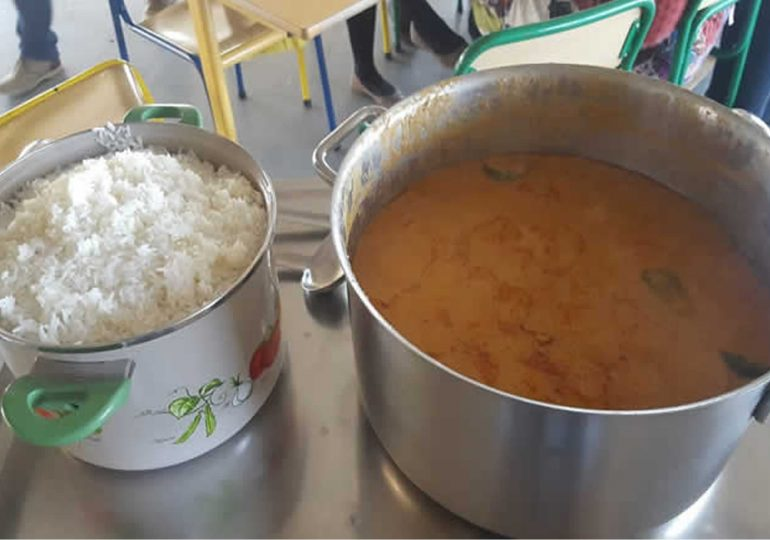 La cuisine du Burkina Faso à l'honneur à Gourdon (France)