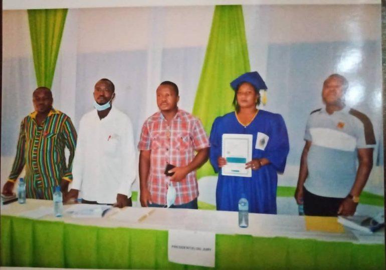 DFSSS : soutenance de 2 mémoires de Master professionnel en logistique de santé humanitaire