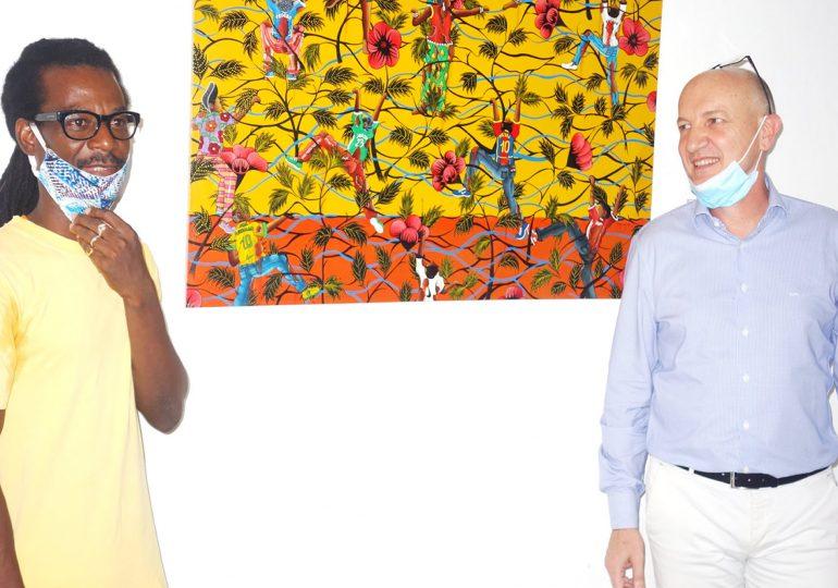 """Institut Français de Ouagadougou, """" EXPOSITION –Ce que la couleur a à dire"""