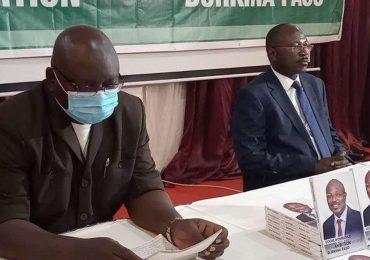Eddie Komboigo dévoile son « ambition pour le Burkina Faso»
