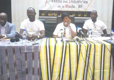 Le Réseau des Industries de la Mode du Burkina Faso (RIM-BF) est opérationnel