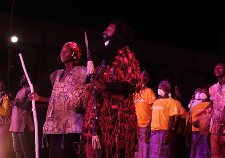 Les récréâtrales : «L'hécatombe prévu n'aura pas lieu », dixit  Aristide Tarnagda