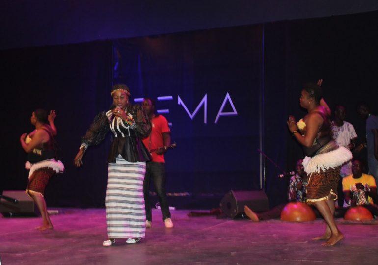 Cérémonie d'ouverture de la 3ème édition des REMA