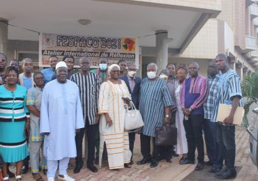FESPACO 2021 : L'OIF réaffirme sa disponibilité et félicite la résilience des burkinabè