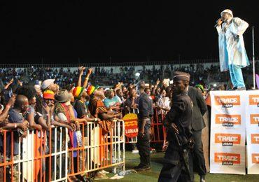 Concert d'Alpha BLONDY : Jah Press fait le point de l'évènement