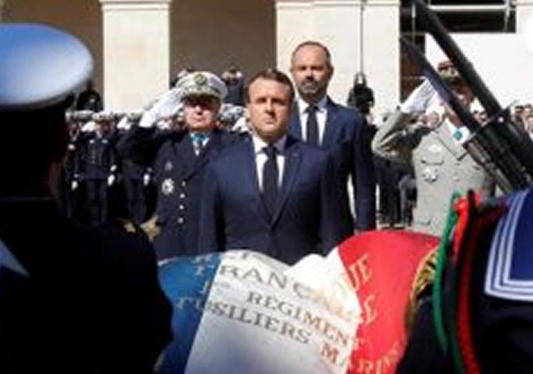 France : Hommage national aux deux soldats tués au Burkina Faso
