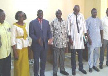 Installation des membres du comité chargé de la restitution des biens culturels burkinabè