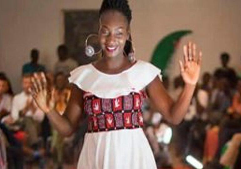 Sylvie KOUDOUGOU, une Styliste qui veut faire bouger les lignes dans le domaine de la mode.