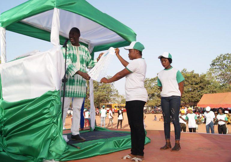Burkina : Elections 2020, Faso-Kanu compte rafler les 6 sièges