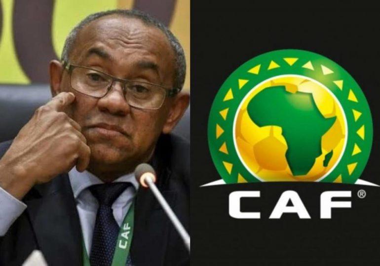 Football africain : le président de la CAF Ahmad Ahmad suspendu cinq ans par la Fifa