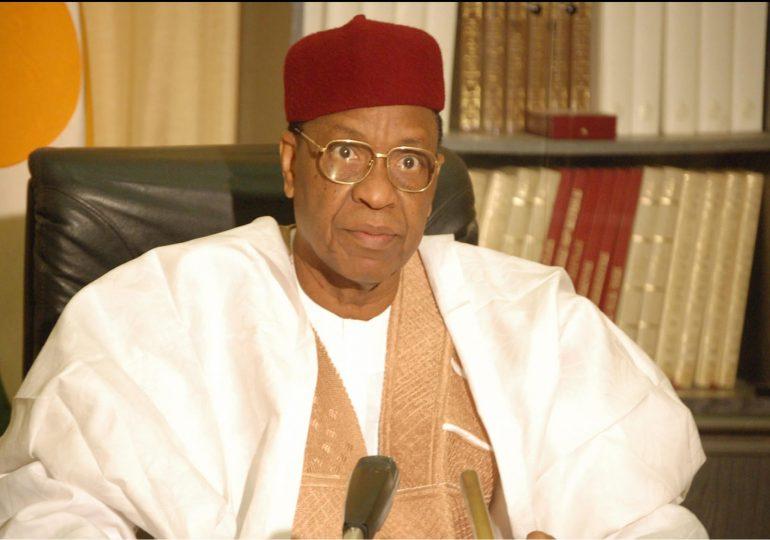 L'ancien président du Niger Mamadou Tandja est décédé