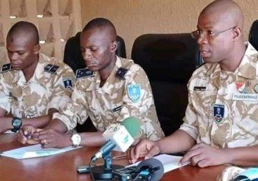 Société : Cinq présumés délinquants dont un corps habillé dans les filets de la police judiciaire