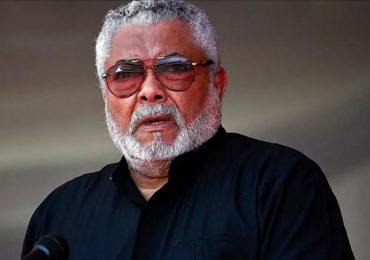 Décès de l'ancien président Ghanéen Jerry Rawlings