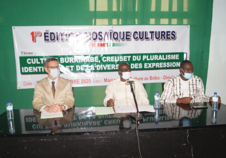 CULTURE : La mosaïque de cultures au Burkina-Faso est exaltée