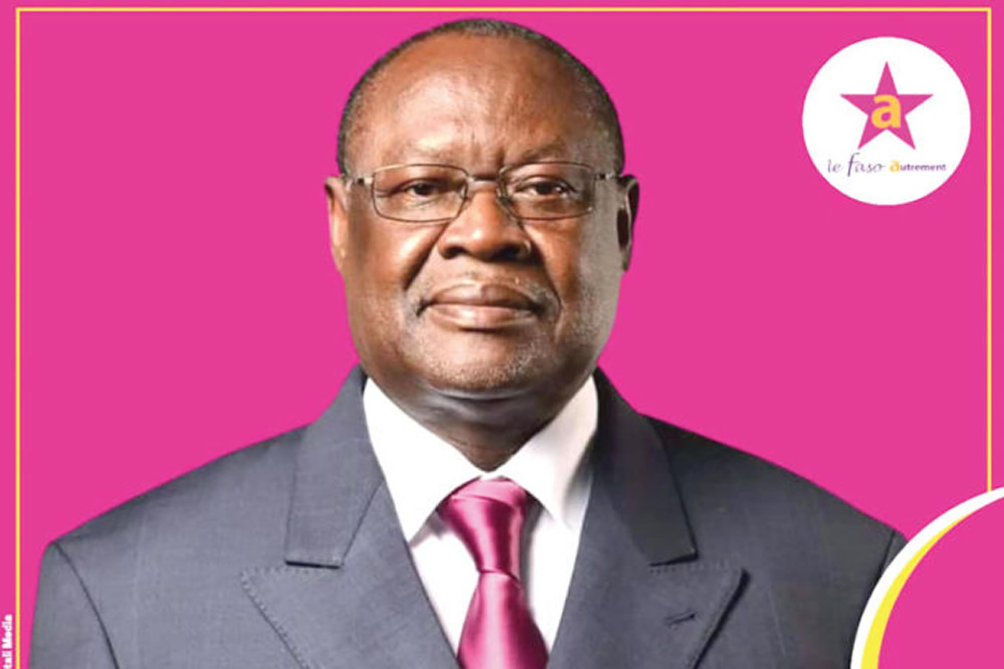 Message post-électoral du candidat Ablassé OUEDRAOGO du parti « LE FASO AUTREMENT»