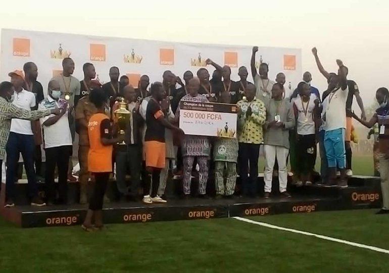 Coupe de l'indépendance 2020: «le Banfora» vainqueur