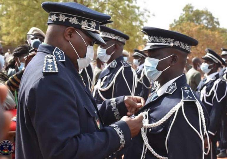 Police nationale : 182 policiers distingués pour service rendu à la nation