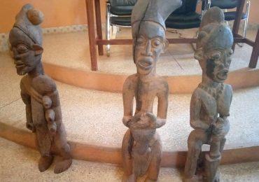 Lutte contre le trafic illicite de biens culturels