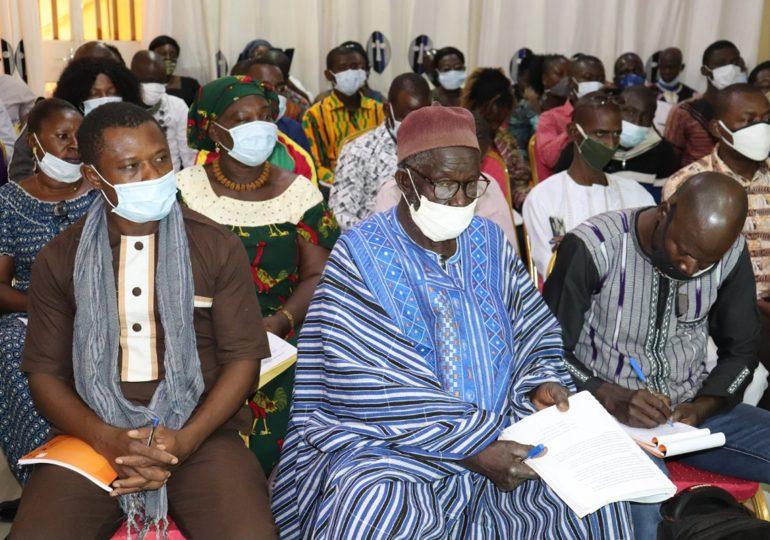Culture: Le FDCT outille les bénéficiaires du 1er appel à projets spécifiques