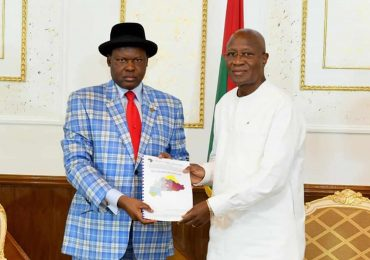 L'Institut Africa Solidarité remet son rapport de supervision au Premier ministre