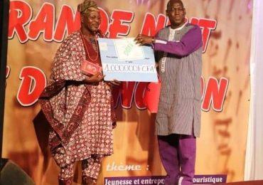 Prix de l'entrepreneur touristique : Jimoh Lattef Dada sacré meilleur guide touristique
